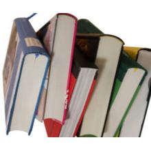 Abgerundete und Squareback Hardcover Buchdruck