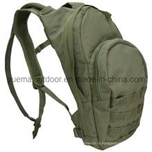 Военный тактический гидратирующий рюкзак с мочевым пузырем ТПУ