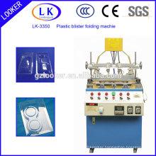 Hot Selling Plastic folding machine for PVC box packaging