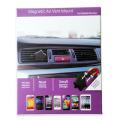 Universal Use Magnetic Car Phone Car Mount Holder