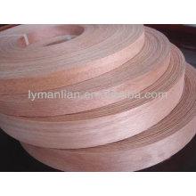 Bandas de borde de chapa de pino