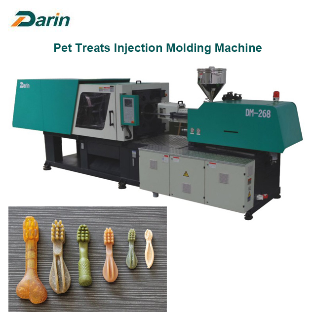 09 Brush Shape Treats Injection Line
