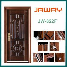 Copper Surface Steel Security Door