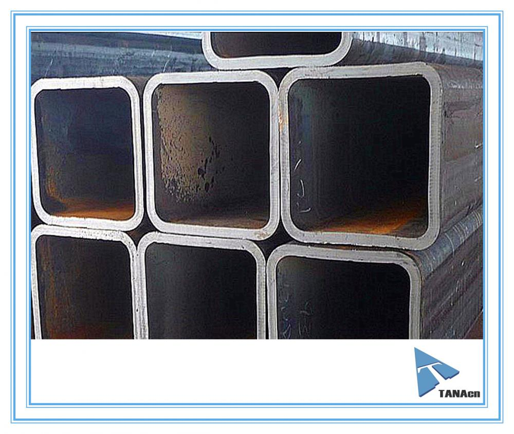 Hot Dip Galvanized Square Seamless Steel Tube / pipa