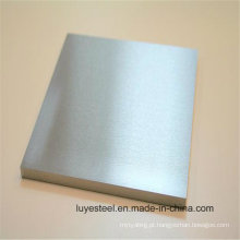 ASTM B625 Folha de Titânio Chapa de Aço Grosso