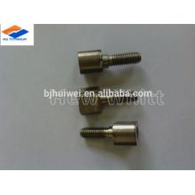 titanium medical screw