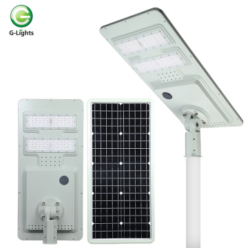 Grande venda lâmpada de rua led all-in-one ip65 60w