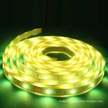 waterproof yellow led strip rgb 5050 CE ROHS flexible led strip