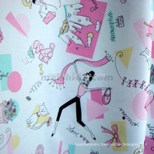 120days LC 97% polyester 3% spandex stretch velvet fabric