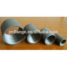 "1/4""-24""european standard galvanized Steel Socket Banded"
