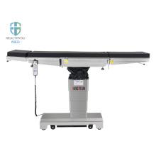 Table d'opération hydraulique pour hôpital