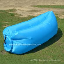 Factory Wholesale Nylon Air Sleeping Bag, Inflatable Air Sleeping Bag