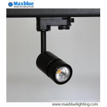 Luz de la pista del punto de 9W LED para el hogar y el arte Gallary