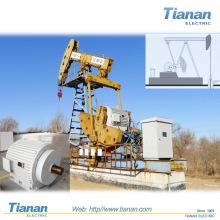 API Oil Well 33KV HV Permanent Magnet Electrical Motor Composite Motor for Oil Production