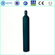 Cylindre de gaz en acier sans couture à haute pression de 10L (ISO165-10-20)