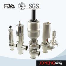 Stainless Steel Food Equipment Sanitary Valve (JN-FDV2010)