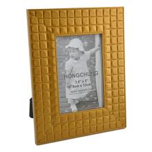Золотая пластиковая рамка в любом размере для домашнего украшения