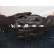 Los guantes de conducción de la mejor calidad venden el cuero