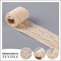 Nouvelle arrivée Différents types de garnitures en dentelle de coton doux vêtement