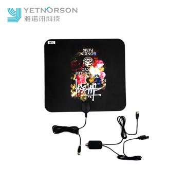 50 miles digital hdtv antenna for indoor receiver