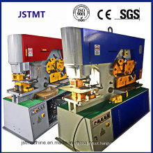 Q35y Series Hydraulic Combined Punching and Shearing Machine (Q35Y-20)