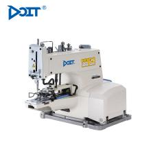 O botão DT1377 que une a máquina de costura tem a função de mudança rápida da forma do ponto