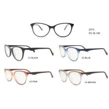 Projetar óculos ópticos estoque estoque pronto acetato óculos
