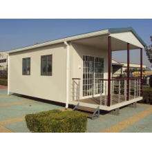 Casa prefabricada 2 Slope Small Vacation con buen precio