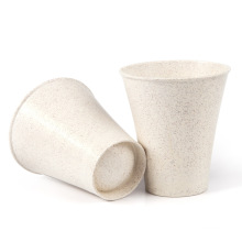 New arrival wheat straw dessert cup 300ml with good quality