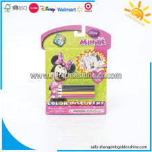 Minnie Color Discovery Book