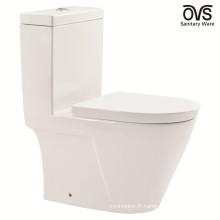 Siphonic en céramique S-Trap One Piece American Standard Toilette