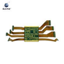 China 4 Layer Rigid Flex PCBs Assembly Fabrication