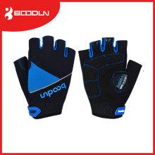 Guantes de ciclismo personalizado Gel Padding moda guantes de ciclismo