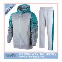 Custom Hoody Training Suit Sweat Shirt Jogging Pant Sportswear