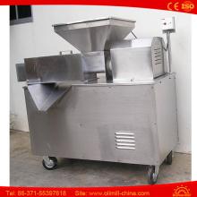 Máquina de imprensa de leite de coco de aço inoxidável Máquina de fabricação de leite de coco