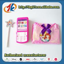 Hot Sale Plastic Mini Phone Toy avec Magic Wand and Bag Toy