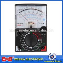 Multímetro analógico yx-360trn Medidor de tensión Medidor de corriente