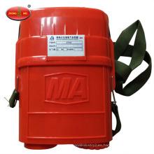 Serie portátil ZYX aislado de oxígeno comprimido auto-rescatador de productos químicos