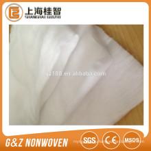 хлопчатобумажной ткани Non-сплетенной spunlace хлопка поставщиком товара Китай