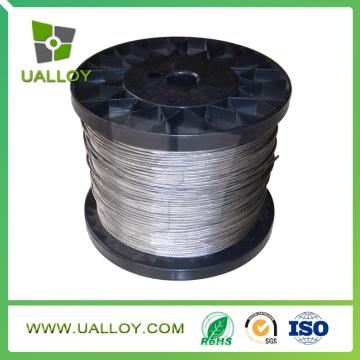 Fio de liga de cobre encalhado níquel (cuni44)