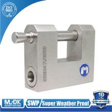MOK lock W71 / 60W master lock 70mm 80mm impermeável quadrado fechadura OPT cadeado