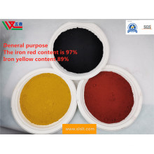 Iron Oxide Red / Yellow / Black, General Purpose Iron Oxide Coating