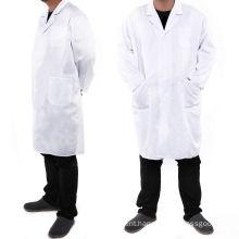 Wholesale White Lab Coat for Unisex (xy209)