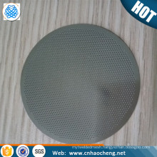 Able brewing disk fine coffee filter for aeropress coffee & espresso maker