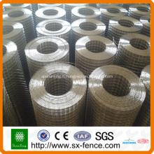 Treillis métallique soudé enduit de PVC galvanisé
