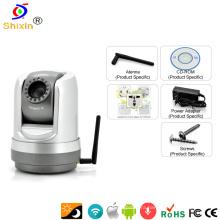 Hot-Selling 27X Optical Zoom Infrared PTZ WiFi IP Camera (IP-129HW)