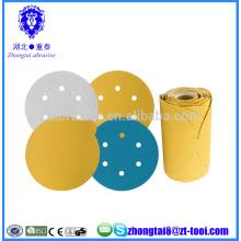 6 inch abrasive sandpaper disc