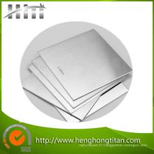 Alliage de nickel Incoloy 800 (UNS N08800) Plaque et feuille