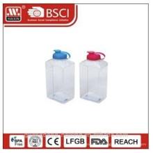 bouteille d'eau en plastique 2L