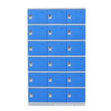 ABS plastic waterproof beach locker with digital keypad locker lock